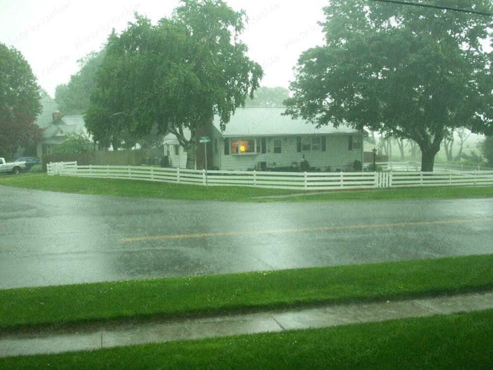 Rainstorm: 6/26/2009