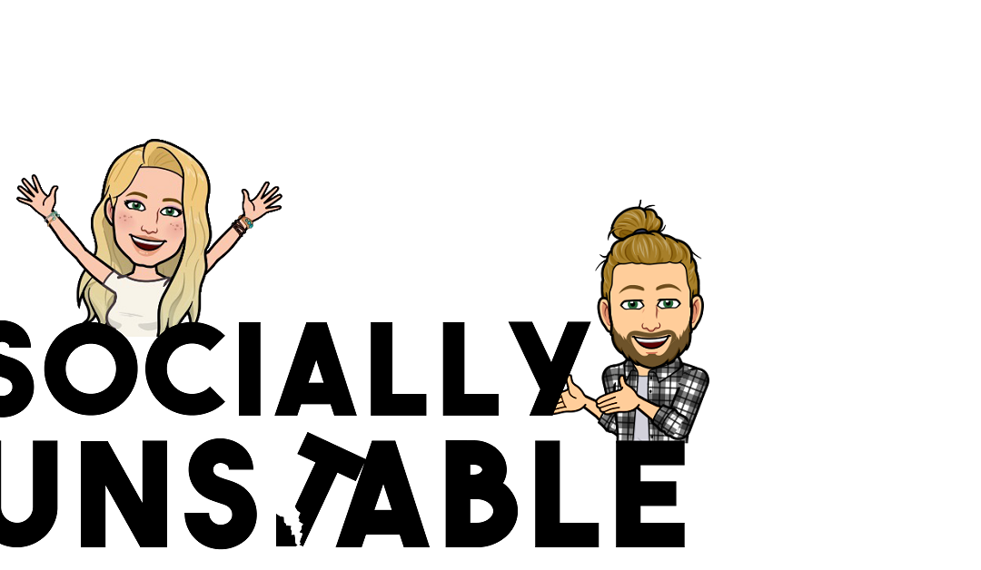Socially Unstable Facebook Graphic