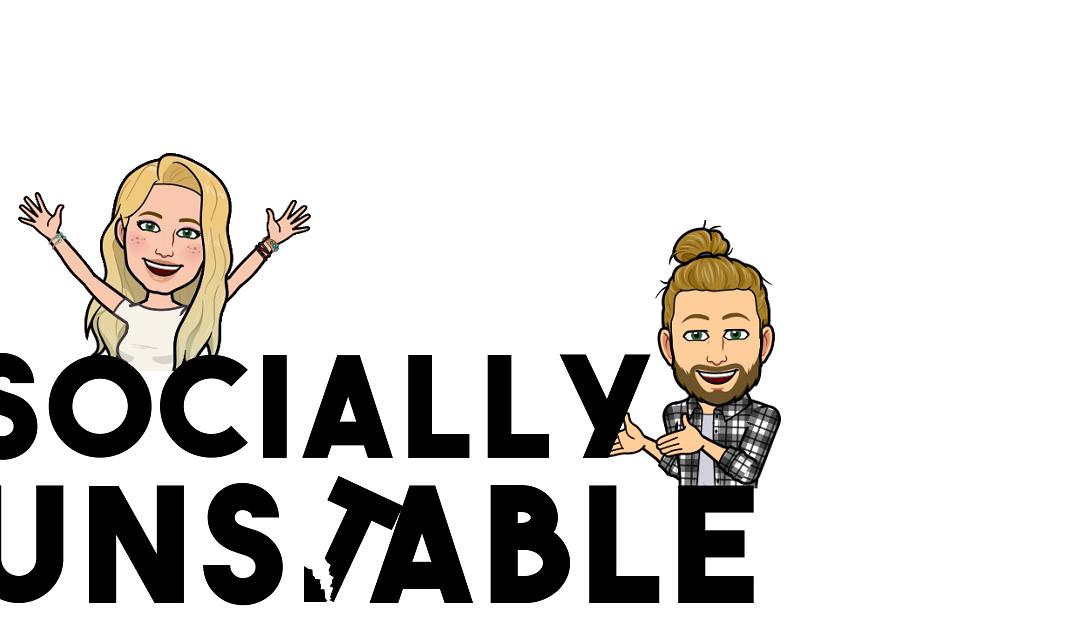 Socially Unstable Facebook Graphic