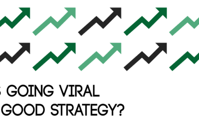 Is Going Viral a Good Strategy?