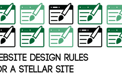 Website Design Rules for a Stellar Site