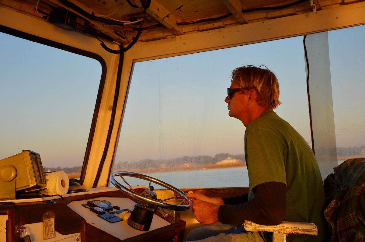 Capt'n Shane Bashor Side Kick Charters
