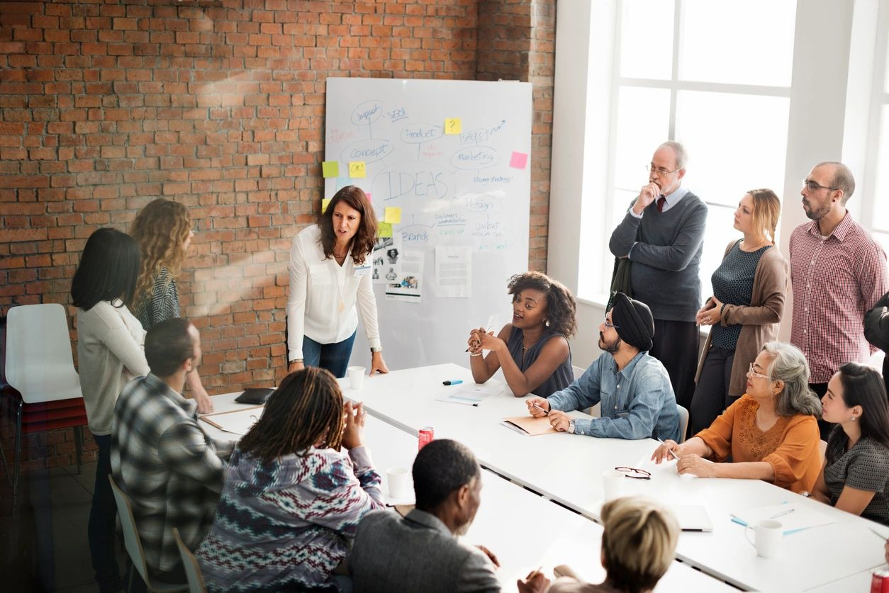 Leadership development for managers