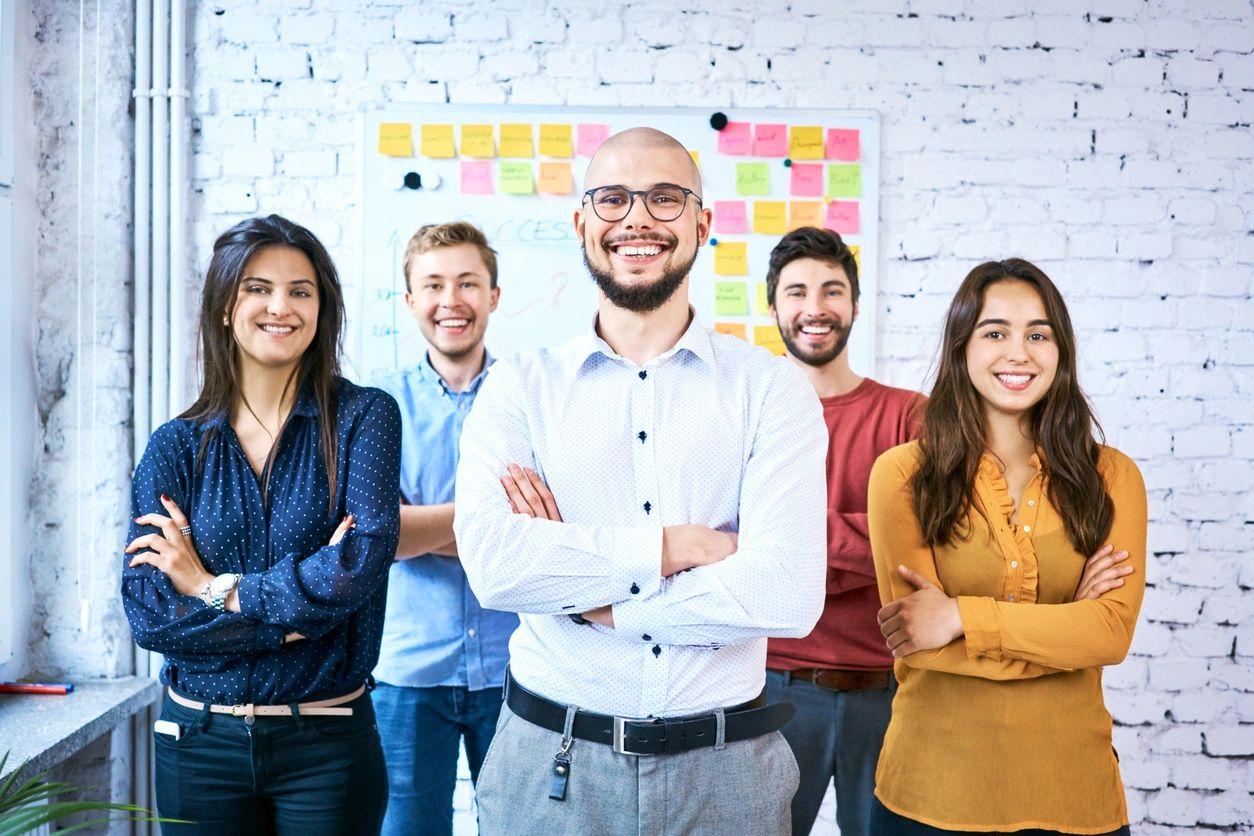 employee engagement staff profit connection