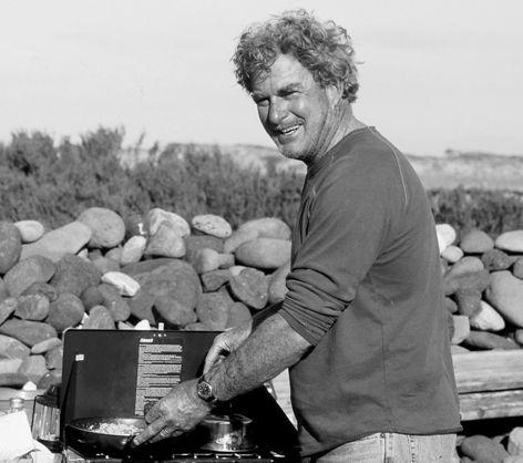 Kevin Naughton in Baja