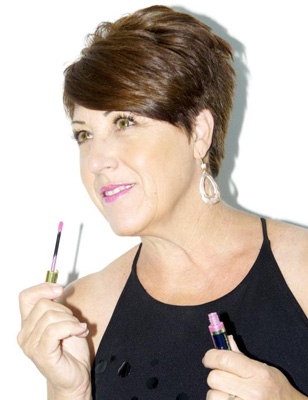 Kelly Robertson Creator of Kellys Krush Lipsense
