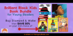 Brilliant Black Kids Book Bundle for Young Readers