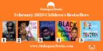 February 2020 | MahoganyBooks Children's Bestsellers