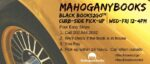 MahoganyBooks Launches Black Books2Go: Curb-Side Pick-up