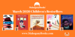 March 2020 | MahoganyBooks Children's Bestsellers