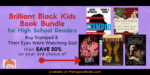 Brilliant Black Kids Book Bundle for High School Readers