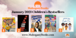 MahoganyBooks Children's Bestsellers | Jan 2021