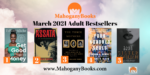 MahoganyBooks Adult Bestsellers | March 2021