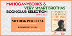 Nothing Personal | June 2021 Bookclub Selection