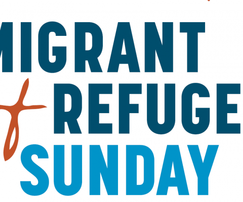 Celebrate World Day of Migrants and Refugees next Sunday, Sept. 27th.