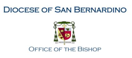 Bishop Barnes issues statement on impact of Riverside County COVID-19 tier status