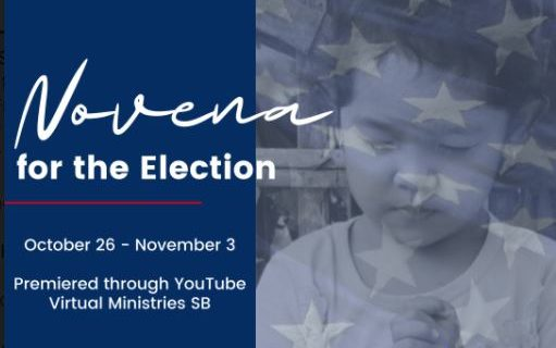 Novena for the Election – 1st Day