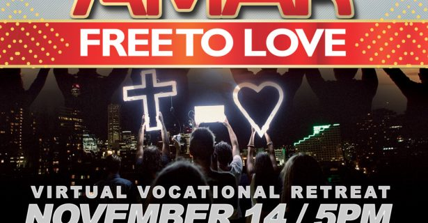 Virtual Vocational Retreat – November 14th