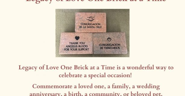 Our Lady of Soledad – Legacy of Love One Brick at a Time