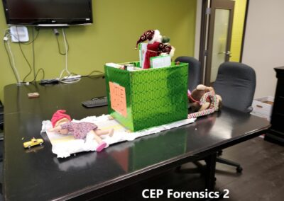 CEP Forensics 2