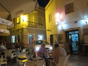 Eating with the local in Arcos de la Frontera