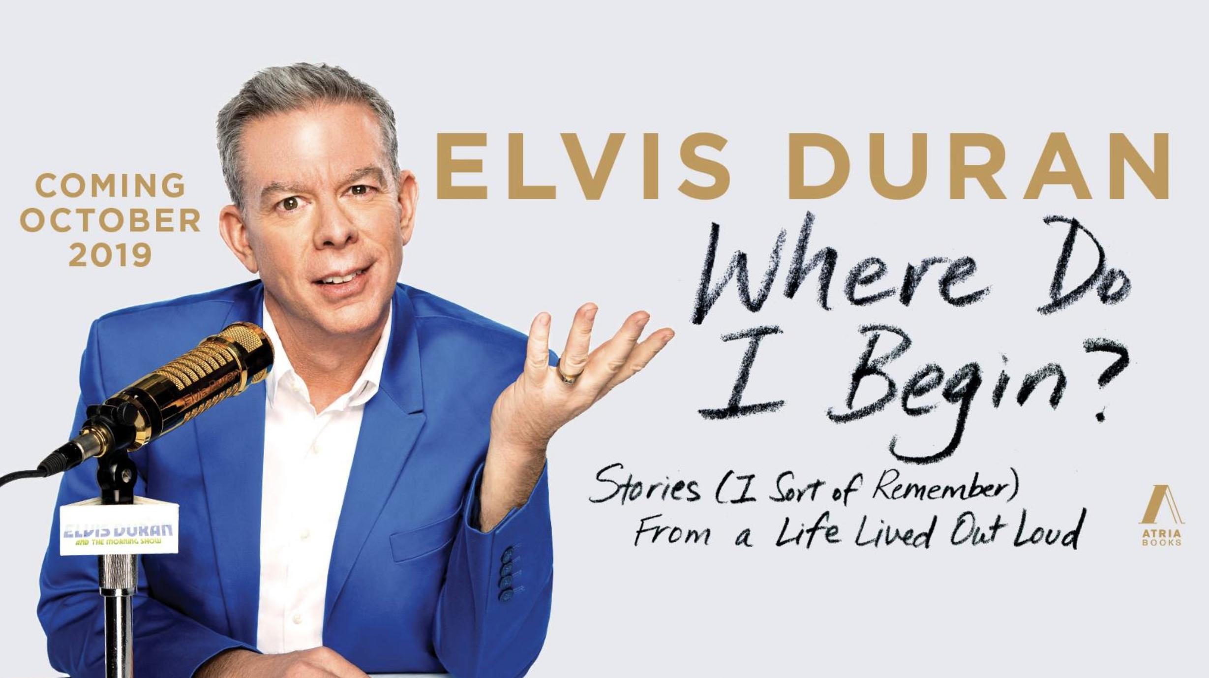 Elvis Duran, Where Do I Begin