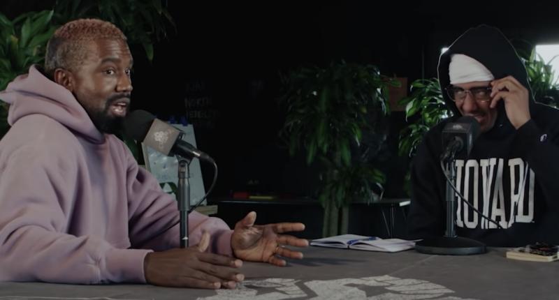 Kanye West & Nick Cannon