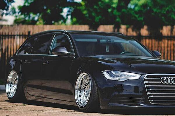 custom built wheels