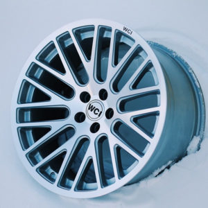SY10 Cast Wheel