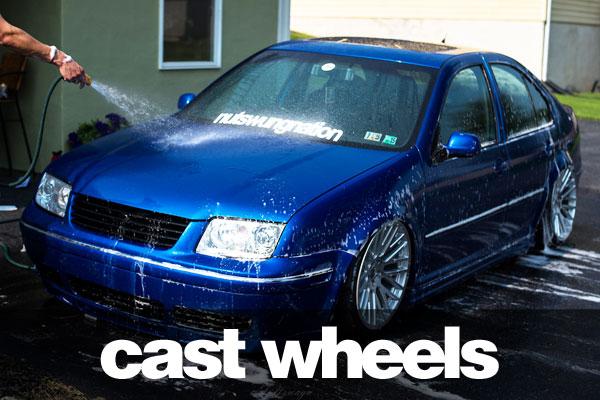 Cast Wheels