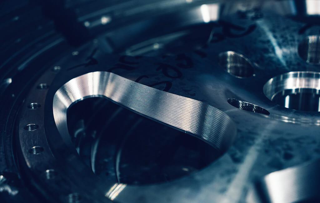 machining wheel windows