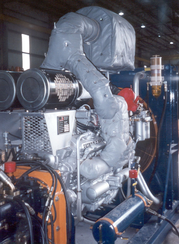 Engine Reusable Cover