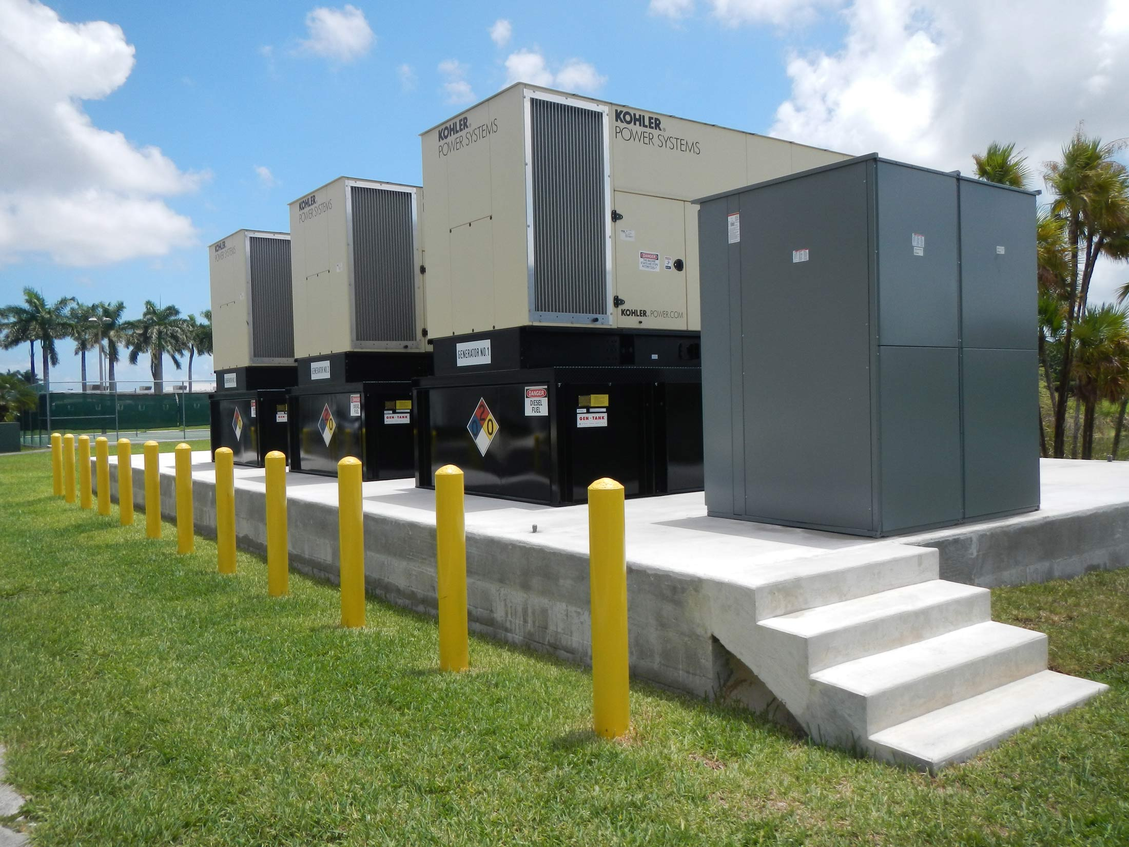 4 Generators and Paralleling Switchgear