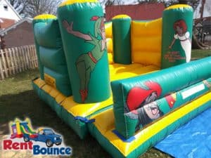 Peter Pan Bounce Rental