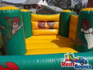 Peter Pan Bouncer Rental