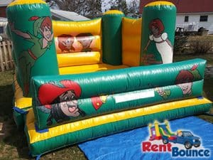 Peter Pan Inflatable Rental
