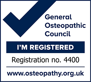 Osteopathy Registration Mark