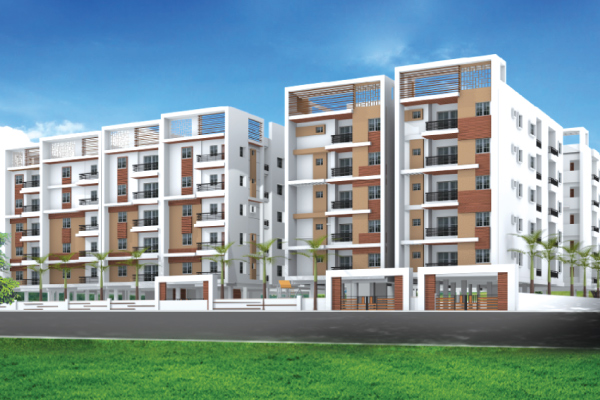 nestcon's-chintala-elevation