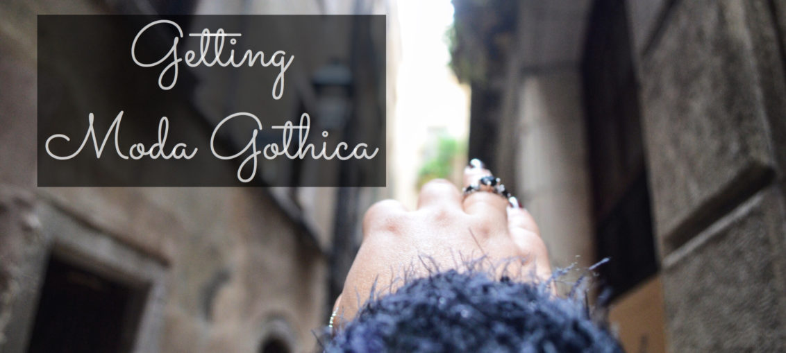 5 Pieces of Jewellery to create your own Moda Gothica
