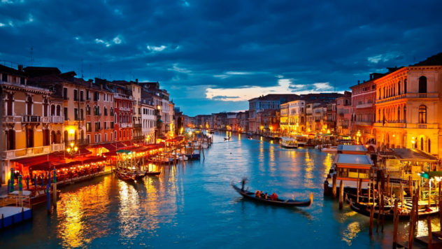 5 Places in my Travel bucket Venice