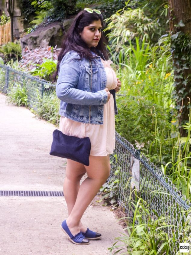 Damsel in Denim #ErtsyLookOfTheWeek