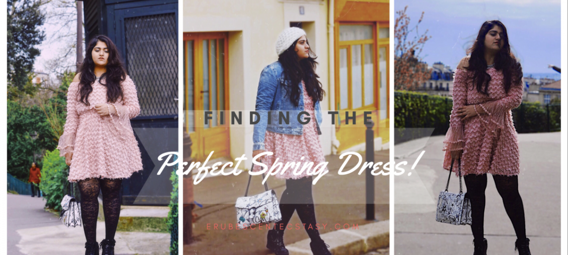 5 Checks for finding the Perfect Spring Dress