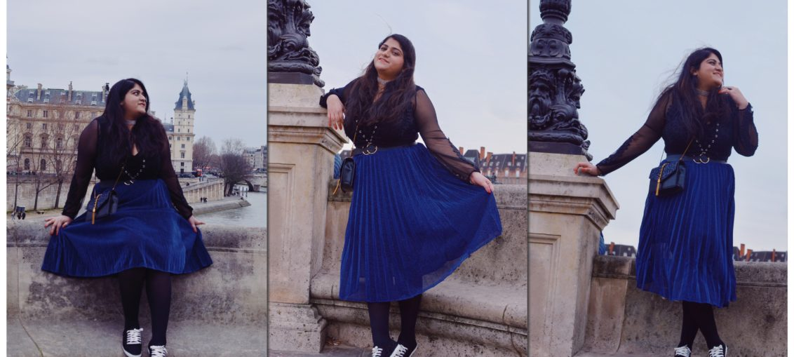 Step by Step: How to style a Midi Skirt