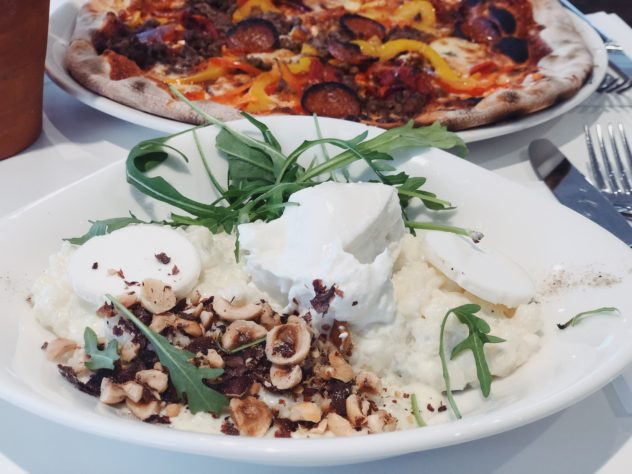 ERTSYChic Luxescapes: Vapiano Brunch Review Style Travel