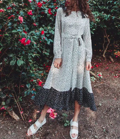 Summer 2019 Style Trends: Favorites Prints Maxi