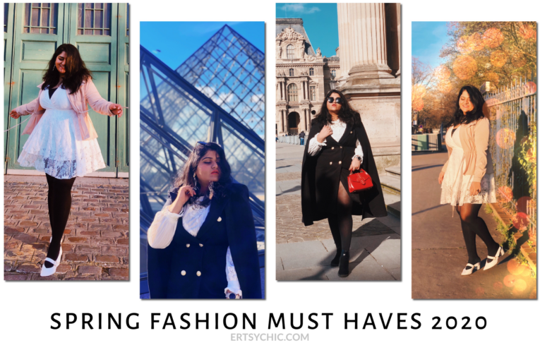 Spring Fashion Must haves in 2020