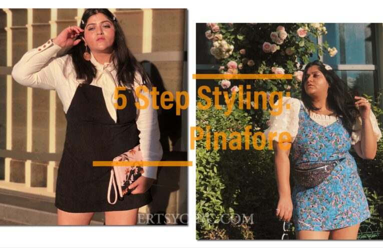 5-steps styling: Pinafore