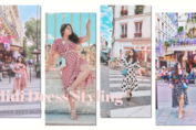 4 Summer 2020 midi dresses styling
