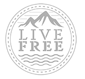 Live Free Events Logo