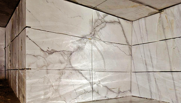 Yule Marble Countertop Slabs